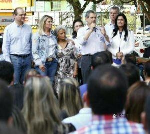 Mesmo com o apoio do atual Ministro da Saúde, da vice-governadora do Paraná e do prefeito Carlos Roberto Pupin, Silvio perdeu de virada em Maringá