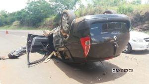 acidente maconha pr 445