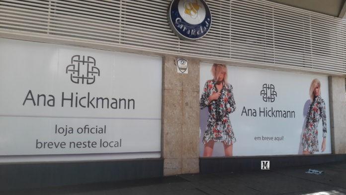 Nova loja de Ana Hickmann em Maringá   Manchete c45a259091