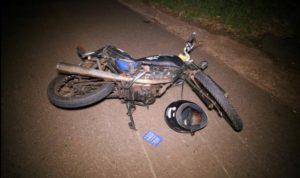 acidente moto br 376 Motociclista morre após sofrer acidente na rodovia