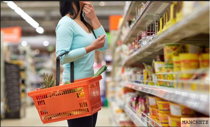 supermercado agora só um domingo por mês aberto manchete