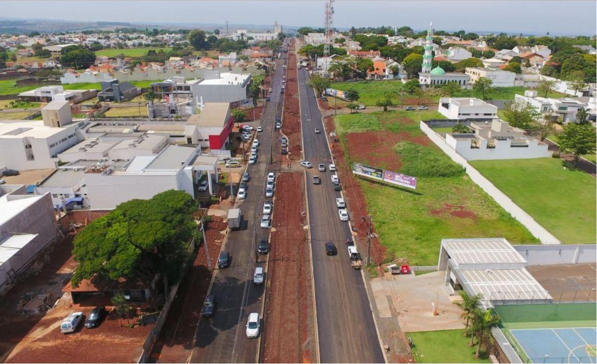 Um relatório atualizado da Secretaria Municipal de Obras Públicas (Semop)  aponta que a Prefeitura de Maringá conta com 70 obras em andamento que  representam ... 8a5a7c1b18